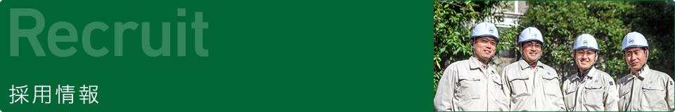 大島造園土木株式会社:採用情報