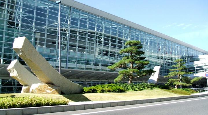 施工実績:中部国際空港「セントレア」
